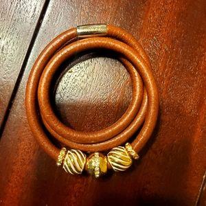 Woodstock Triple Bracelet